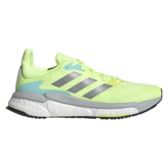 adidas Solar Boost 21M Women's Running Shoe, Yellow/Black