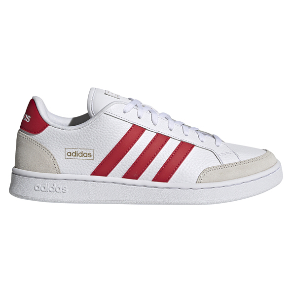 adidas Grand Court SE Men's Shoe White/Red