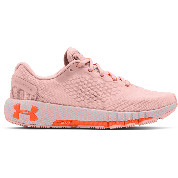 UA Hovr Machina 2 Womens Run Pink/Orange