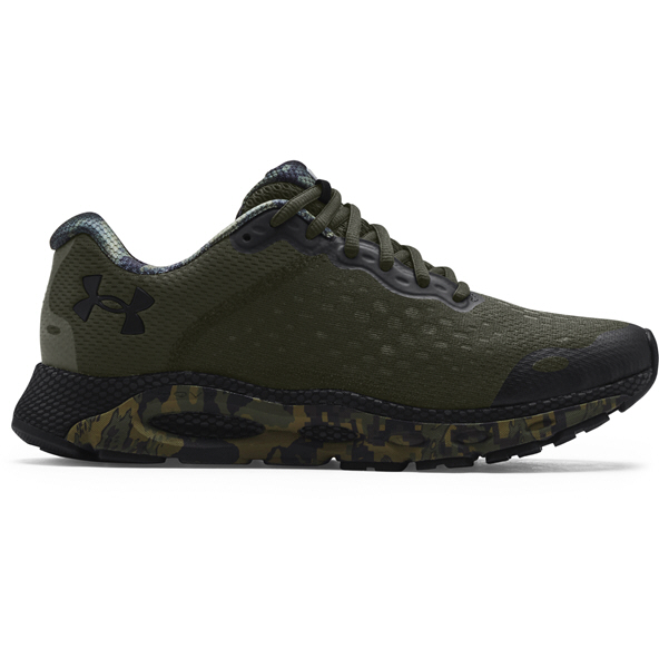 Under Armour Hovr Infinite 3 Camo Men's Running Shoe, Green