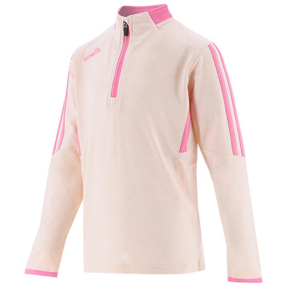 O'Neills Girls 3S HZ Brushed Pink