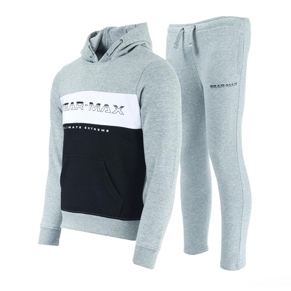 Bear Max Abney Kids' Jogging Set Grey