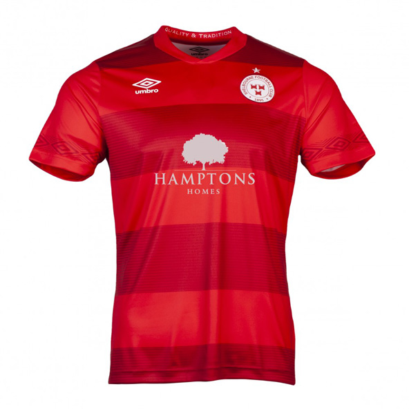 Umbro Shelbourne 21 Home Jersey Red