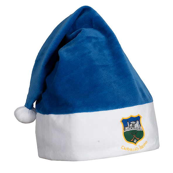 FOCO Tipperary Santa Hat Blue