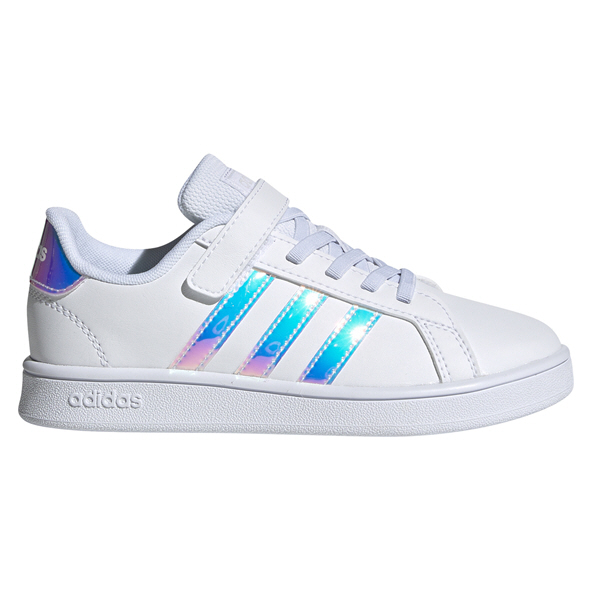 adidas Grand Court Jnr Uni Fw Whte/Multi