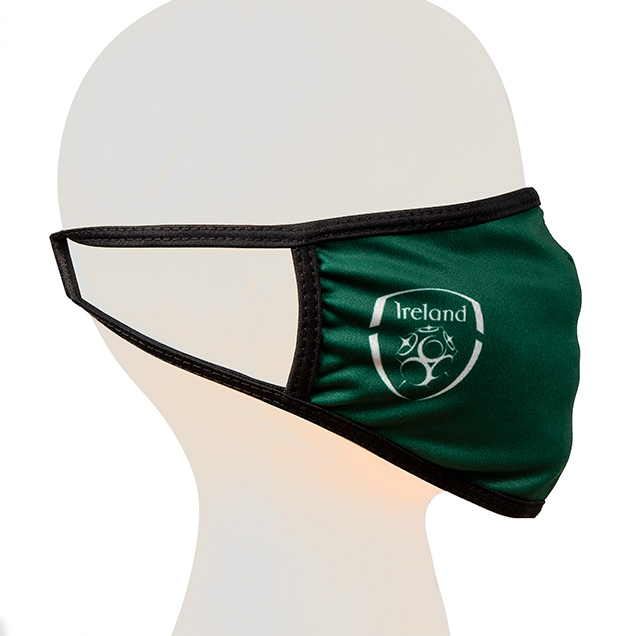 FAI Face Cover Kids Green