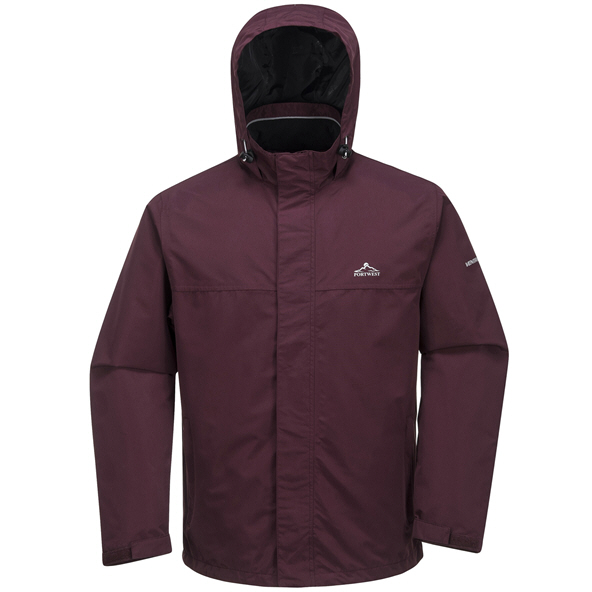 Portwest Mens Glendalough Jkt Maroon