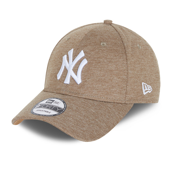 New Era Jersey Essential  NY Yankees 9Forty Cap, Tan