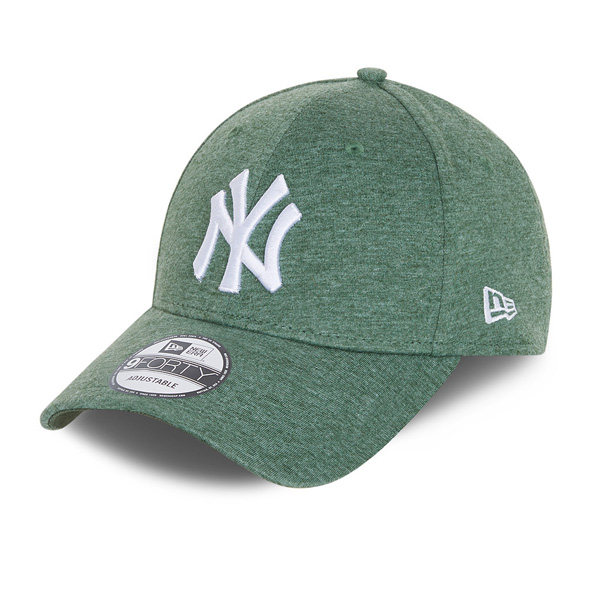 New Era Jersey Essential  NY Yankees 9Forty Cap, Green