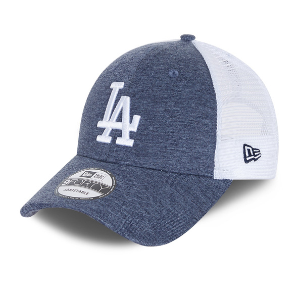 New Era LA Dodgers Home  9FORTY Trucker cap, Blue
