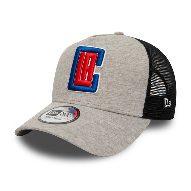 New Era Jersey Essential  LA Clippers 9Forty Cap, Grey