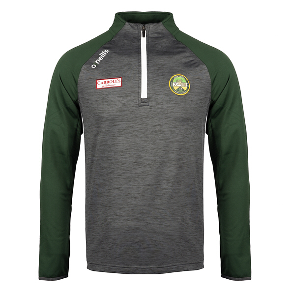 O'Neills Offaly Achill ½ Zip Top Grey