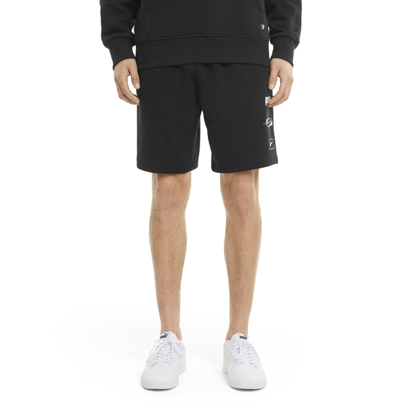 Puma Men's Rebel Short Black