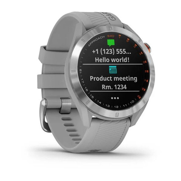 Garmin Approach S40 Golf - Grey