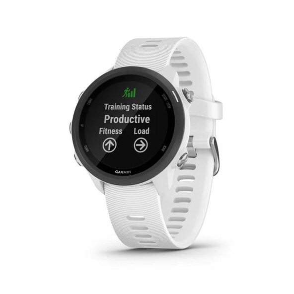 Garmin Forerunner® 245 Music Running Watch White