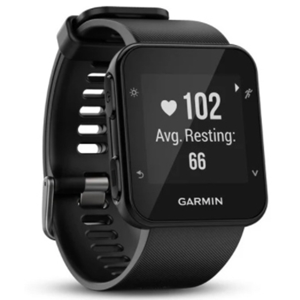 Garmin Forerunner® 35 Running Watch Black