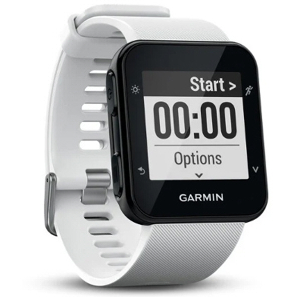 Garmin Forerunner® 35 Running Watch White