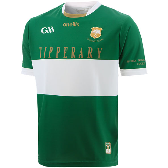O'Neills Tipperary 1920 Goalkeeper Jersey, Green / White