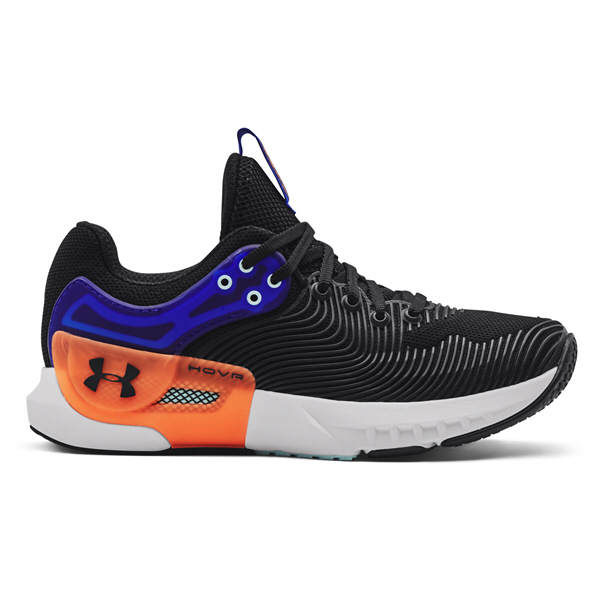 UA Hovr Apex 2 Womens Fw Black/Orange