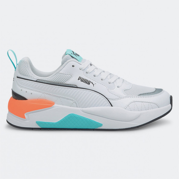 Puma X-Ray Square Womens Fw White/Multi