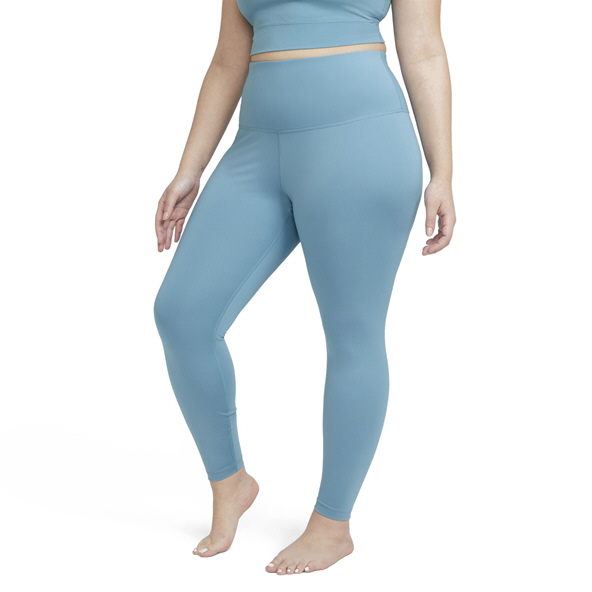 Nike Wmns Yoga 7/8 Tight Blue