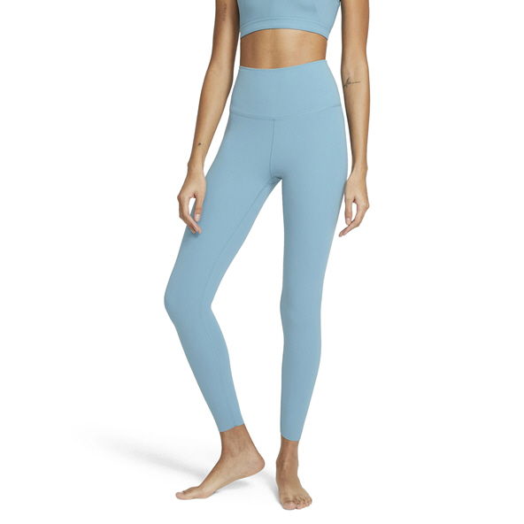 Nike Wmns Yoga Luxe 7/8 Tight Blue