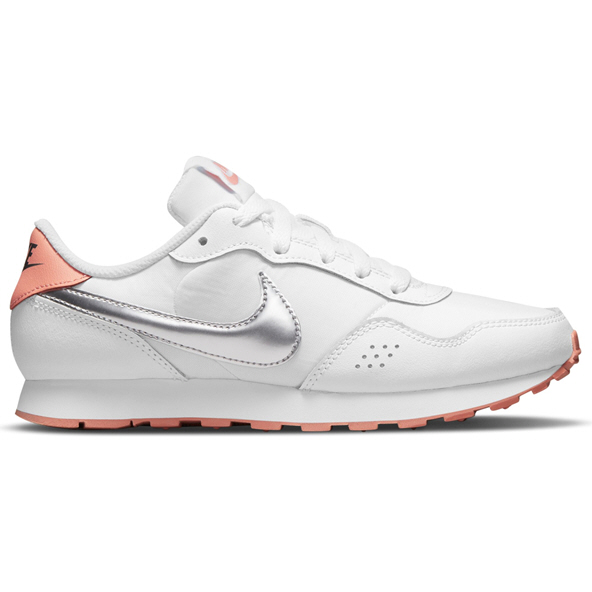 Nike MD Valiant Kid Girls Run Wht/Silver