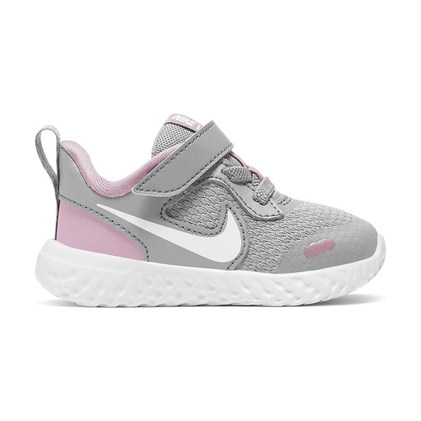 Nike Revolution 5 Inf Girls Run Grey/Wht