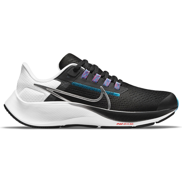 Nike Air Zoom Pegasus 38 Kid Uni Rn Gy/Wh