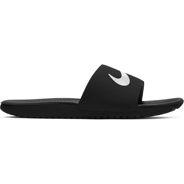 Nike Kawa-Kid Boy Slide Black/White