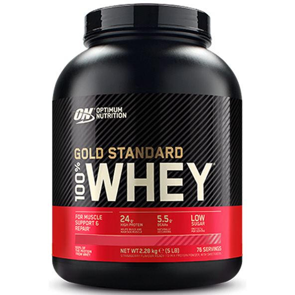 ON Gold 100% Gold Standard Whey 2.27kg T