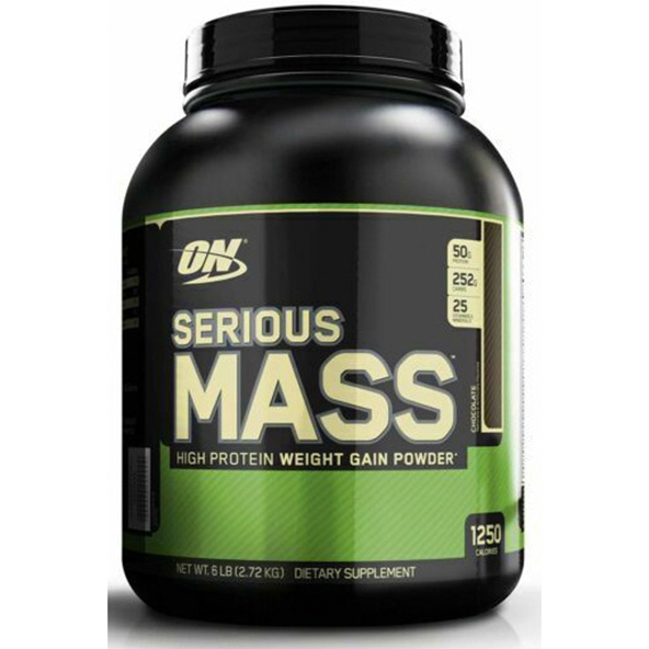 ON Serious Mass 2.7kg Tub