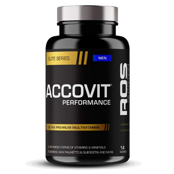 ROS Nutrition Accovit Male