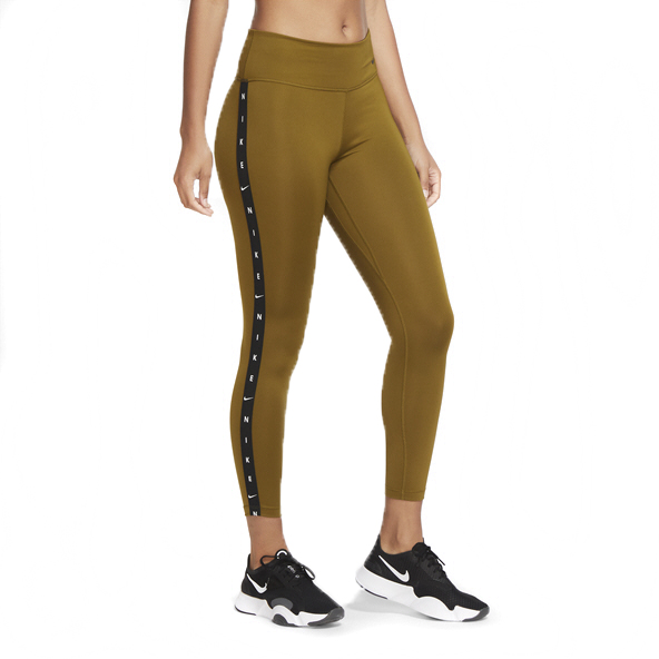 Nike ONE 7/8 Women's Tight Olive