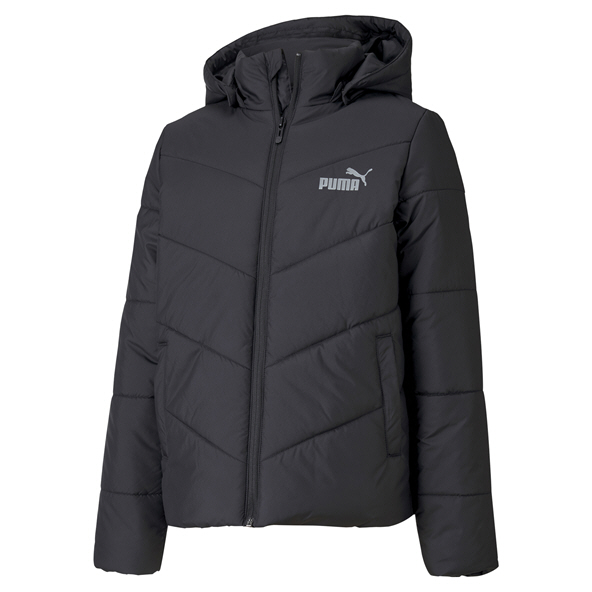 Puma Essential Padded Girls' Jacket Black