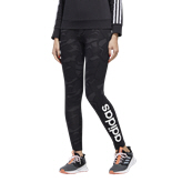 adidas Women's AOP Tight, Black