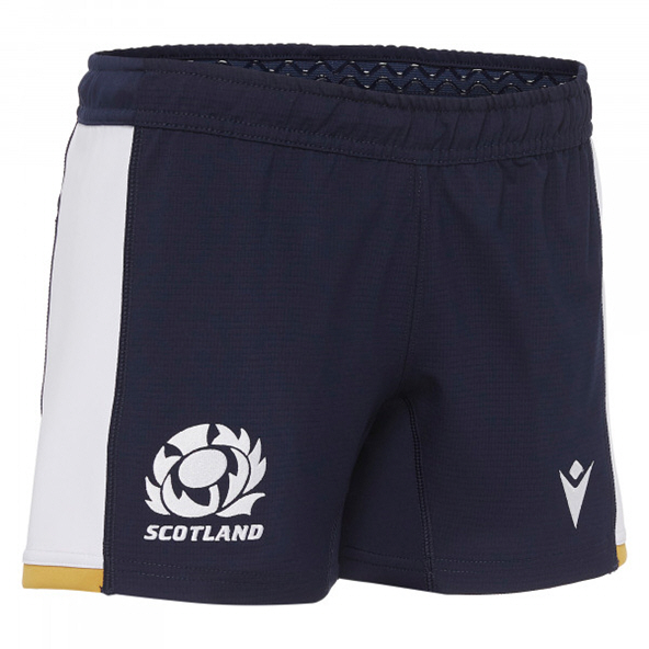 Macron Scotland 21 Short, Navy