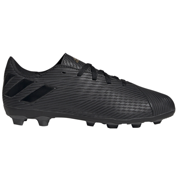 adidas NEMEZIZ 19.4 Kids FG Boot Black