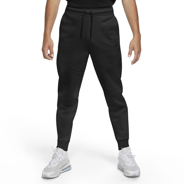 Nike Mens Swoosh Tech Flc Pant Black