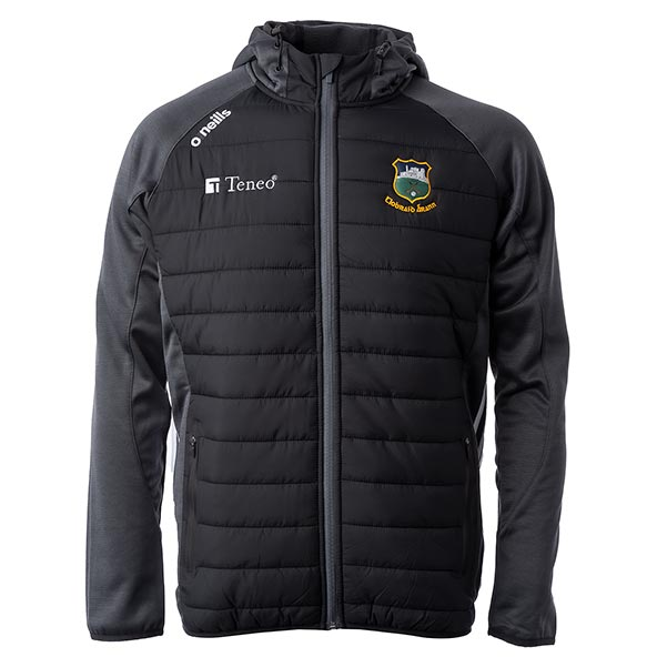 O'Neills Tipperary Achill Jacket, Black
