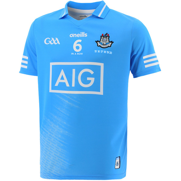 O'Neills Dublin 6 In A Row Jersey Blue