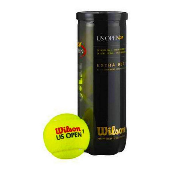 Wilson US Open 3 Can Tennis Ball