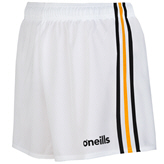 O'Neills Mourne Short White/Black