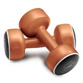 Body Sculpture 4Kg Vinyl Dumbbell Set