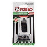 FOX 40 Pearl Official Whistle & Lanyard