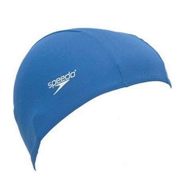 Speedo Senior Polyester Swim Cap Multi Colour