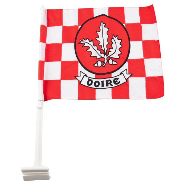 "CARFLAG DERRY 12"" X 18"" (MUL)"
