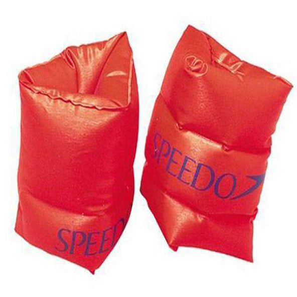 Speedo Seasquad Jnr Roll Ups Orange