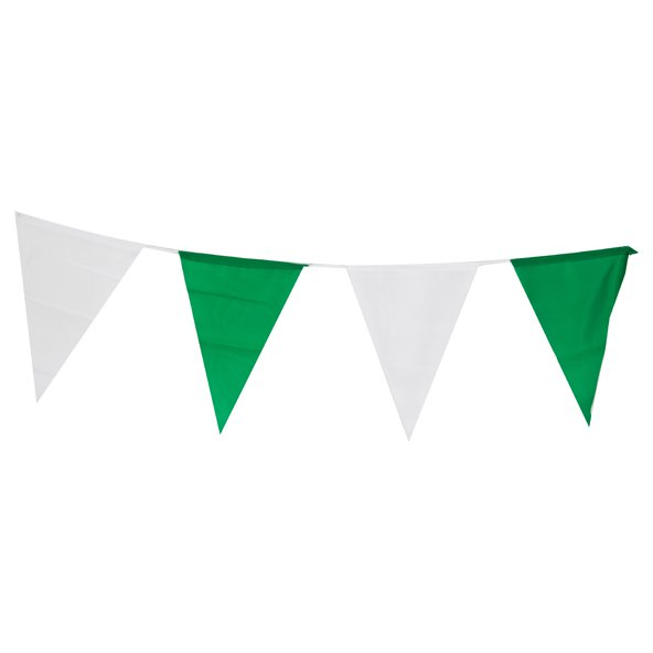 ROPE BUNTING GREEN/ WHT (GRN)