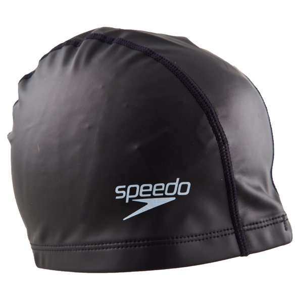 Speedo Pace Swim Cap Black